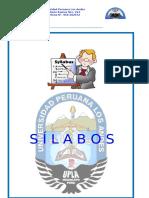Silabo Costos y Presupuestos - 2015 ( Mario Prado )