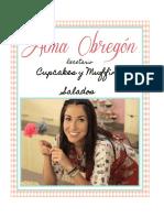 Cupcakes Salados - Alma Obregón