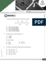 CB33-27 Química Orgánica III Nomenclatura y Grupos Funcionales 2015