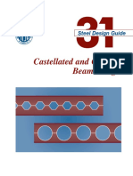 Design Guide 31 - Castellated and Cellular Beam Design