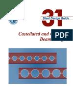 Design Guide 31 - Castellated and Cellular Beam Design