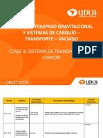 Clase 9 Sistema de Transporte Pala Camión