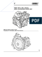 Jf506e Gearbox Overview