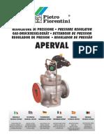 Manual Aperval