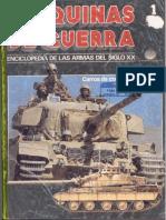 Maquinas De Guerra 001 Carros De Combate Modernos Planeta de Agostini.pdf