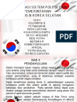 Power Point Sistem Politik Korea Jepang