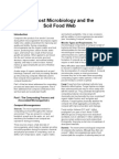 Compost Microbiology and the Soil Food Web