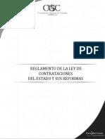 7 Reglamento Ley de Contrataciones Del Estado 122-2016