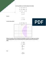 Calcular La Ecuación Canónica de La Parábola Con El Vértice V