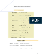 005-5 Nomenclatura de Grupos Funcionales