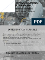 Distribucion Variable