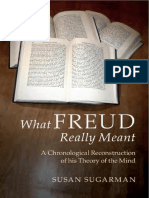 What Freud Really Meant_ a Chronological R - Susan Sugarman