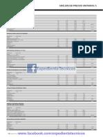 21__Analisis de Precios Unitarios 2016
