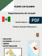 DEPARTAMENTO UCAYALI.ppt