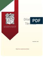 dilatacion
