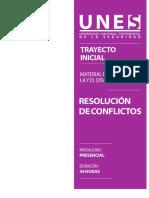 MATERIAL Resolucion de Conflictos
