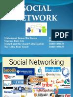 Social Network Presentation