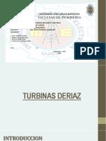 Turbinas Deriaz Expo