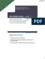 Microdrenagem Aula 3_4