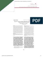 Perspectivas Teóricas y Modelos Interpretativos Para El Estudio Del.