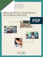 5.Manual Funcionamiento Mesa Electoral an 2015