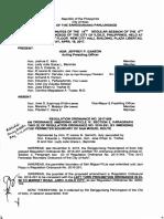 Iloilo City Regulation Ordinance 2017-056