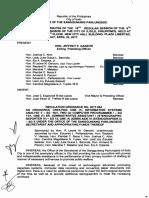 Iloilo City Regulation Ordinance 2017-064