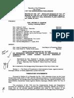 Iloilo City Regulation Ordinance 2017-069