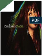 Digital Booklet - Crayons