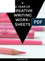 1. Creative Writing Worksheets by Eva Deverell (1)