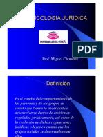Microsoft Powerpoint - Psicologia Juridica