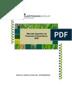 Informe Mercado Fitosanitario 2009