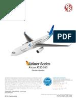 A330-243 garuda