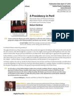 Presidency in Peril