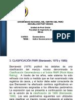 8.0b Clasificac Rmr Bieniawski