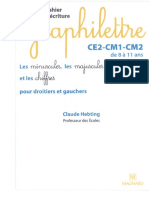 graphilettre CE2-CM2