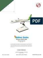 A320 Garuda