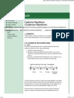 mateosotoetapa39 - Cadencia Napolitana