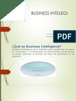 Business Intelegi