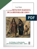 Interpretacion Marxista de La Historia de Chile - Luis Vitale, Tomo II[1]