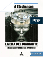 La Era Del Diamante - Neal Stephenson