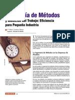 Ingenieria de Metodos - Articulo.pdf