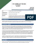 License Plate Recognition (LPR) System 07-11-17