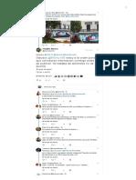Episodio Con La Prensa en FORTALEZA  Julio-6-2017