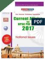 Current Affairs e Book for UPSC Pre Exam Wwww.iasexamportal.com