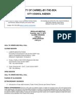 Agenda 07-11-17