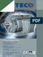 01.Lv Motors(Tefc) Aeeb&Aevb