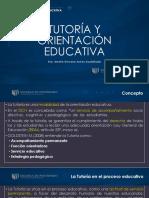 Tutoría y Orientación Educativa