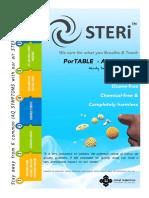 STERi Portable Air Purifier Broucher_v1(A5)
