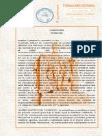 2-Hojas Notariales de Escritura de Sociedad.nvo
